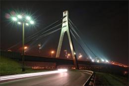 The Moscow bridge