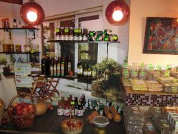 The shop of organic products ''Eco-shik''
