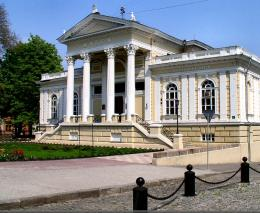The archeological museum
