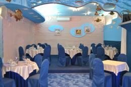 Restaurant ''Aquarium in Gogolevskaya''