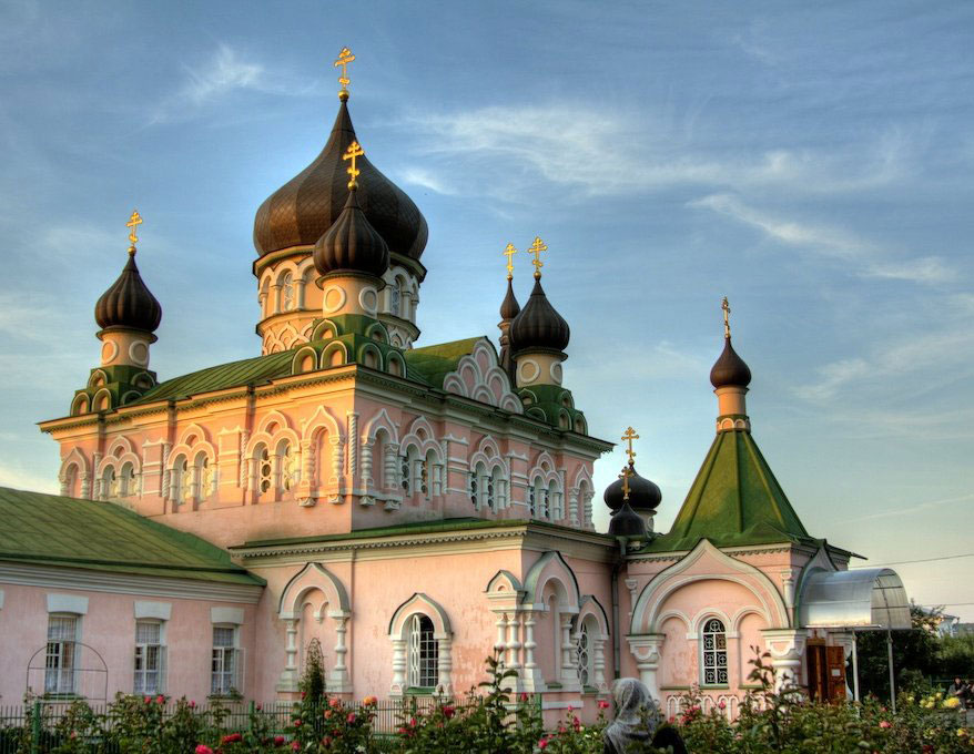 The Pokrovskiy monastery - Photo 1