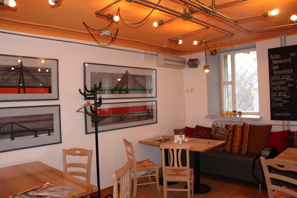 The Experiment Café 12 - Photo 4