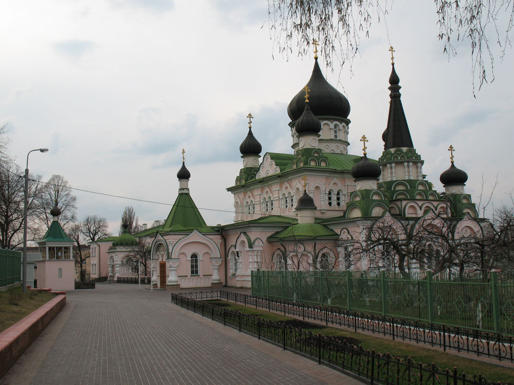 The Pokrovskiy monastery - Photo 3