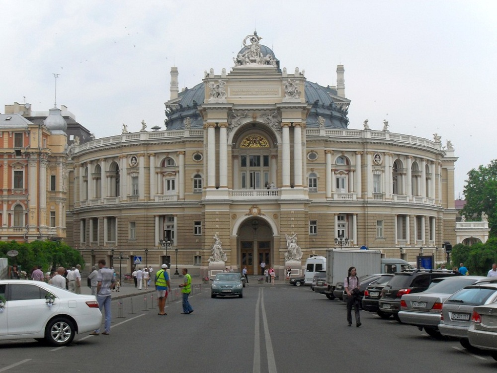 The opera and ballet theater - Photo 3