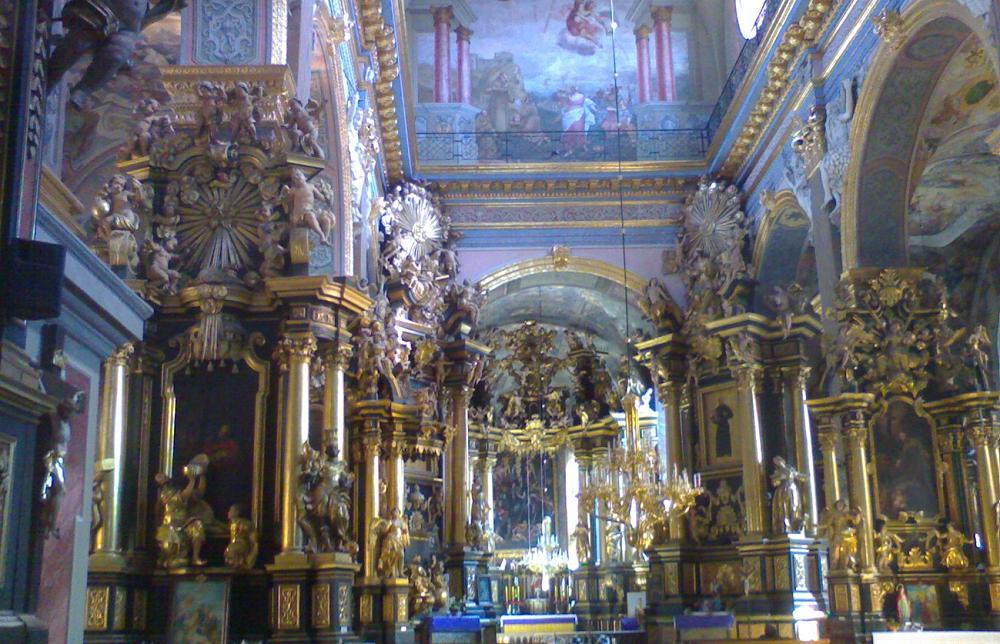 Latin cathedral - Photo 2
