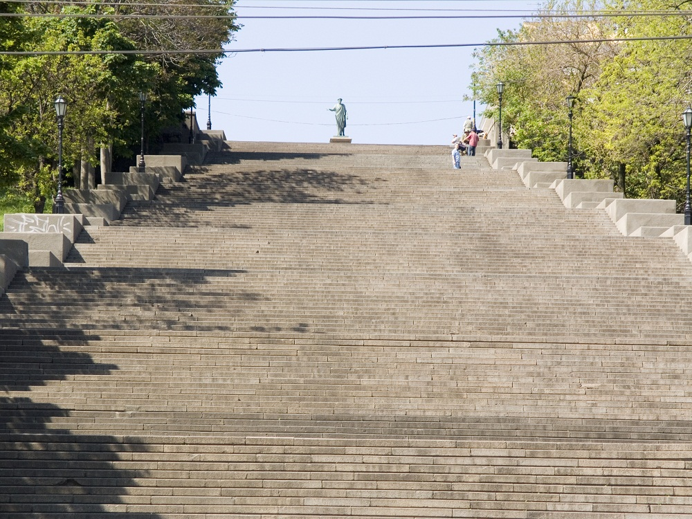 Potemkin Stairs - Photo 1