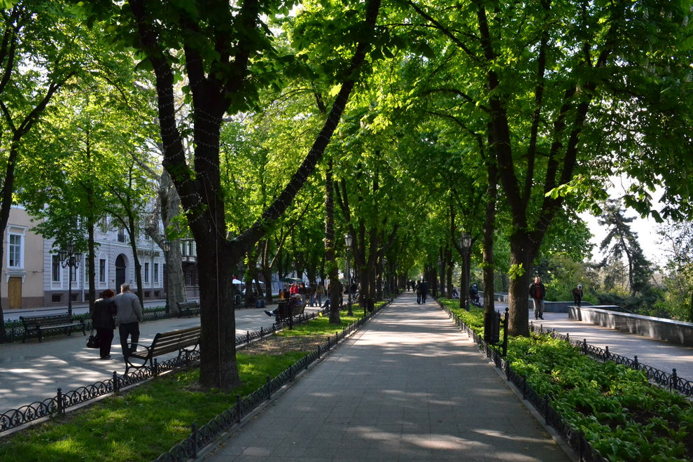 The Primorsky Boulevard - Photo 1